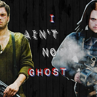 I AIN'T NO GHOST