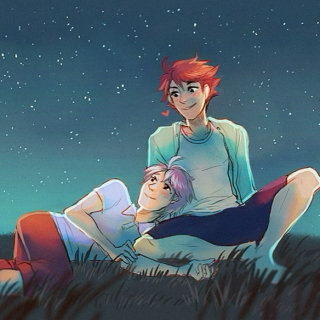 you sprinkle star dust on my pillow case / oisuga