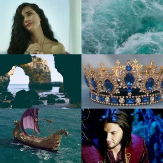 the bold and the seafarer