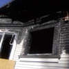 Burned Down & Boarded Up