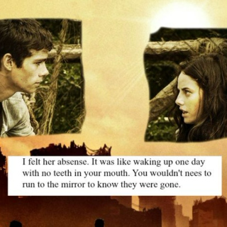 Thomas X Teresa; The Scorch Trials