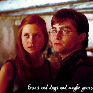 hours and days and maybe years: a harry/ginny fanmix