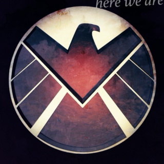Here we are - Agents Of SHIELD fan mix
