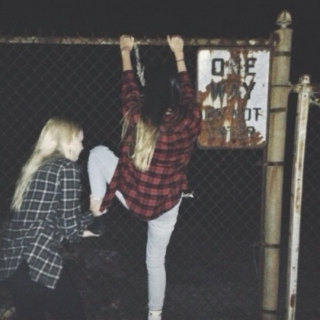 we're like lions in a cage