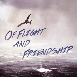 Of Flight and Friendship