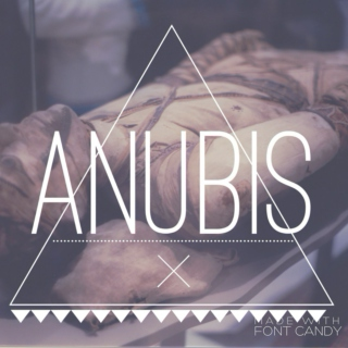 THE DIVINE COLLECTIVE: ANUBIS