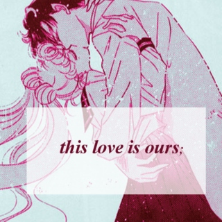 this love is ours;
