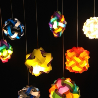 Btrxz: Lights Magnatized To Sound