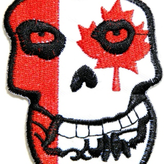 Up yours, eh!: Canuck Punk