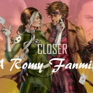 Closer - A Romy Fanmix