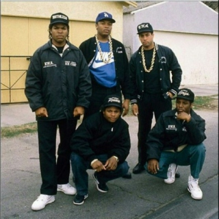 Straight Outta Compton - N.W.A Mix