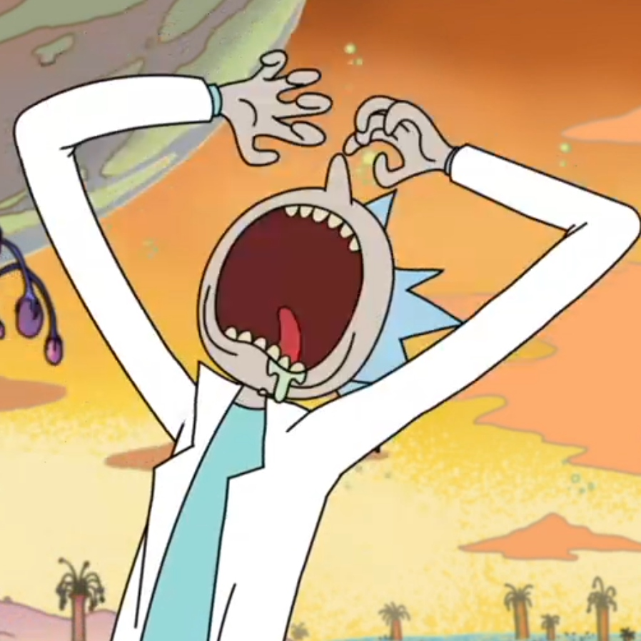 Rick and Morty | Inphomous | 22 playlists | 8tracks radio