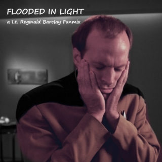 FLOODED IN LIGHT