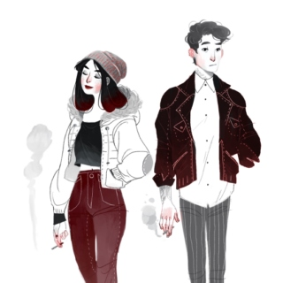 the devil and her dandy.