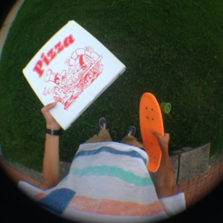 Skate & Pizza & Chill