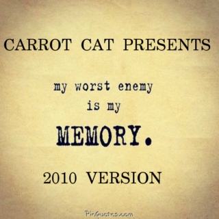 My Worst Enemy is my Memory - 2010 Hits