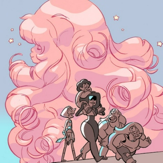 ⋆The Crystal Gems⋆