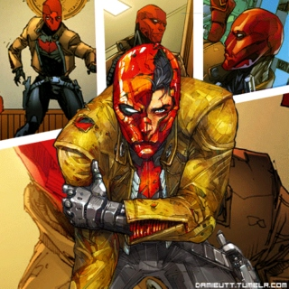 The Life We Lead - Jason Todd Fanmix P.1