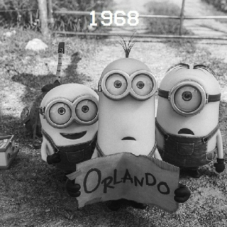 The Minions in 1968
