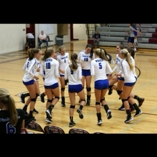 Timberline Volleyball pre-game music