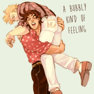 A Bubbly Kind of Feeling