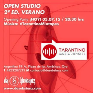 Open Studio Tarantino Mixtape
