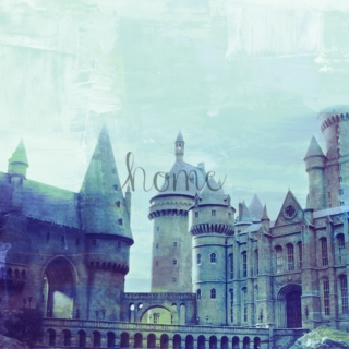 Home: A Hogwarts Mix