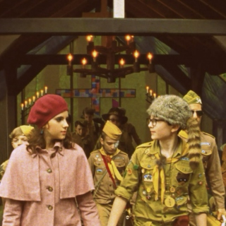 jammin with wes anderson.