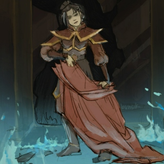 Azula the Mad Hatter