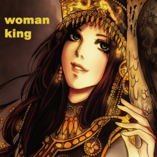 (we may see) A WOMAN KING