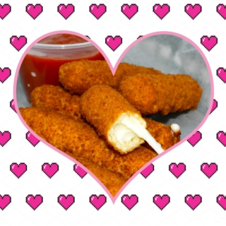 mozzarella stick love
