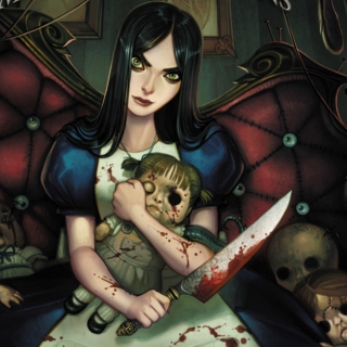 -Alice Madness Returns- -Track by Level-