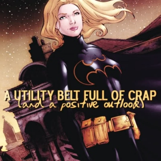 A Utility Belt Full of Crap (And a Postive Oufloor)