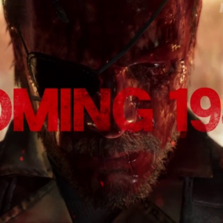 Coming 1984: An MGSV Chapter 1 Soundtrack