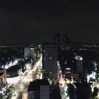 Late Night Drives in Seoul