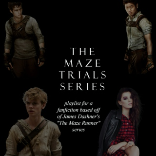 The Maze Trials series