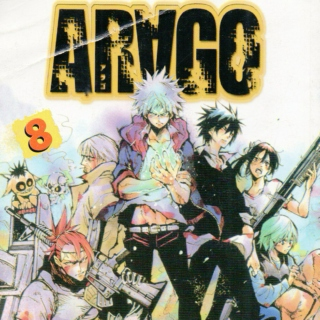 ARAGO Soundtrack For an Anime That'll Never Happen