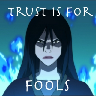 Trust Is For Fools