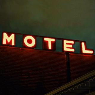 don't stay at the roadside motel