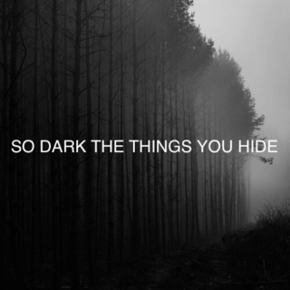 the things you hide