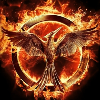 The Hunger Games trilogy: playlist 3
