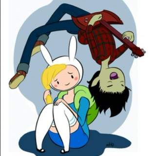 Come on Fionna. You're in love with me.