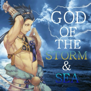 God of the Storm and Sea