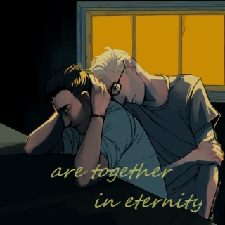 are together in eternity