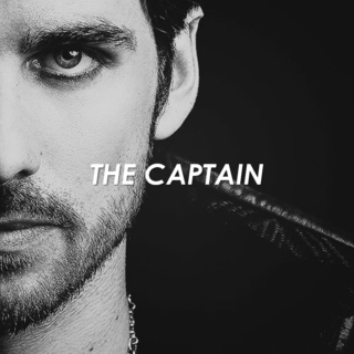 once upon a time: the captain