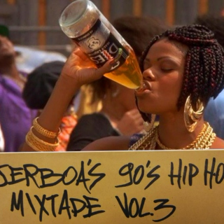 Jerboa's 90's Hip Hop Vol.3