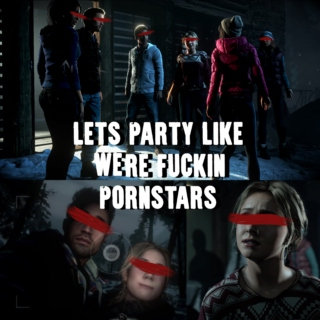 Lets Party like We're Fuckin' Porn Stars