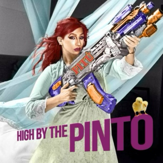 HIGH BY THE PINTO (THE MIXTAPE)