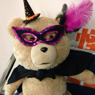 A Ted Scary Pop Halloween (2015)