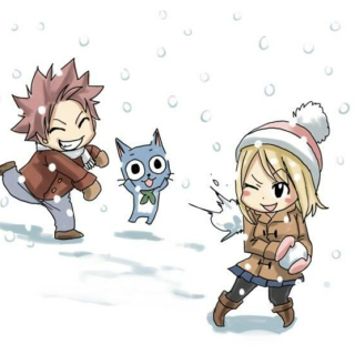 The Princess and Dragon (nalu playlist)